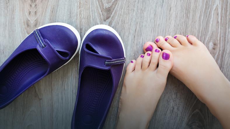 haluksy buty obuwie